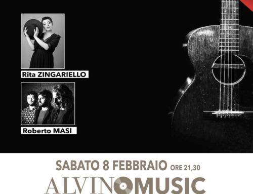 Live Music – Alvino 1884