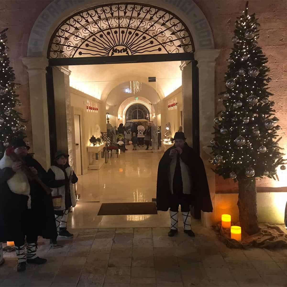 Alvino 1884 - Evento, Festa di Natale
