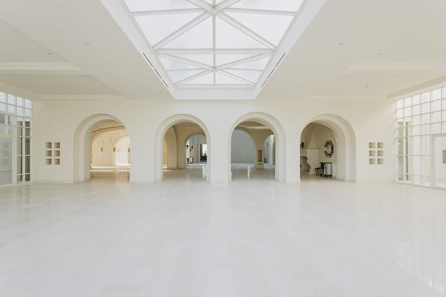 Sala principale - Alvino 1884