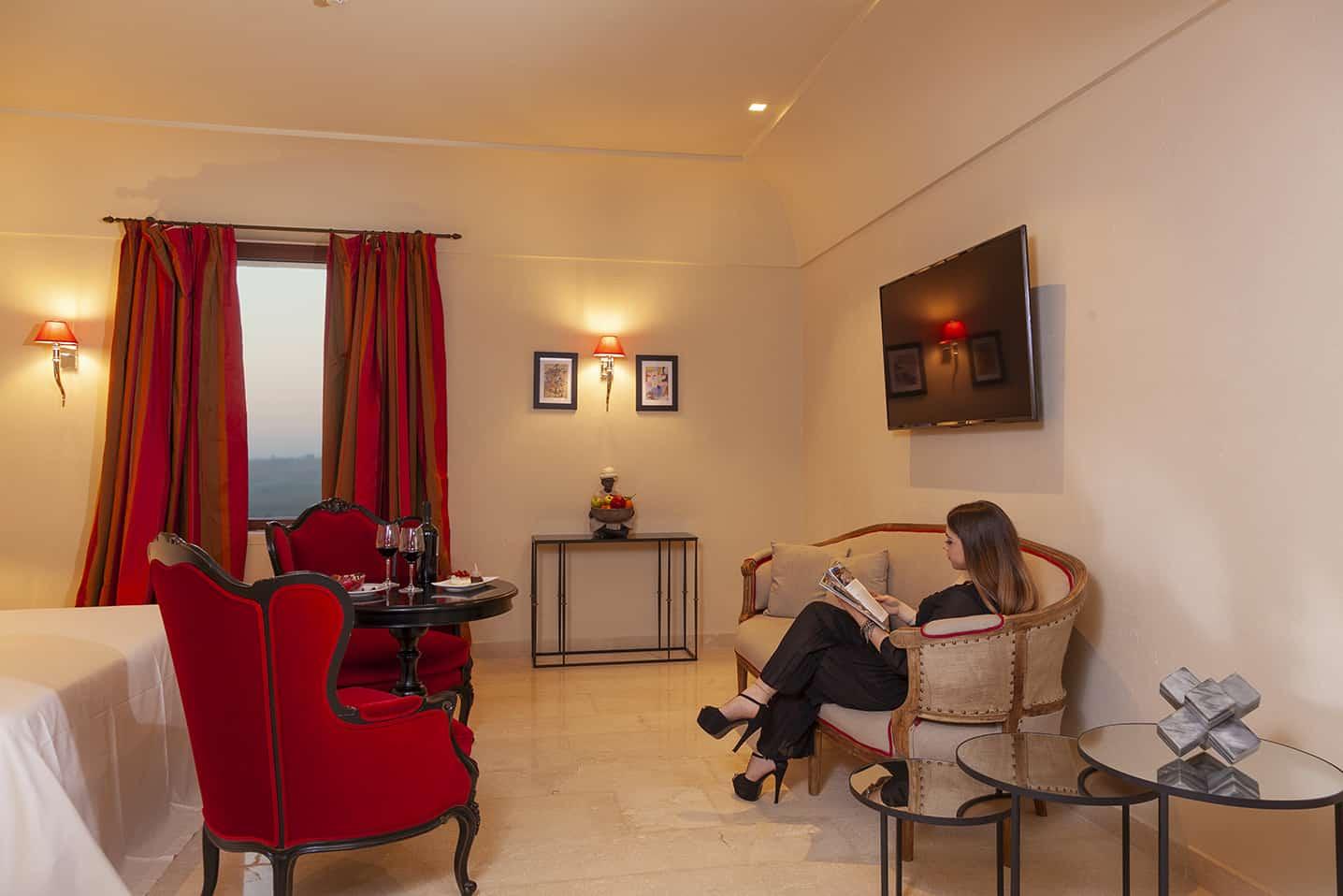 Junior Suite, Hotel Matera - Alvino 1884
